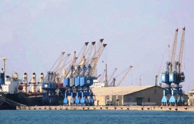 ميناء بورتسودان - أرشيفية